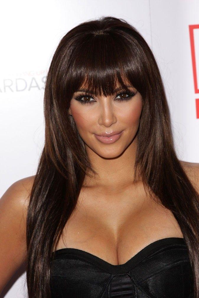 kim kardashian frange Recherche Google Fashion Chic