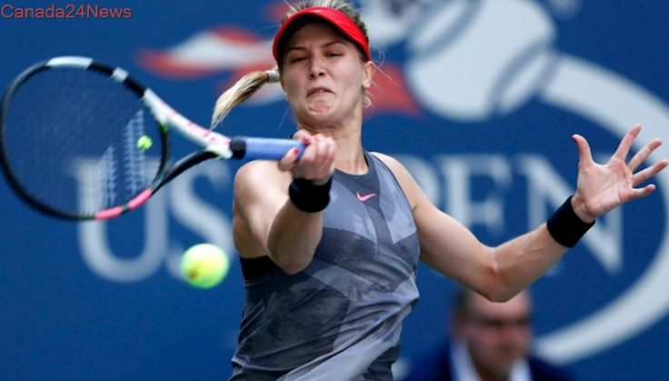 U.S. Open: Eugenie Bouchard makes another early exit