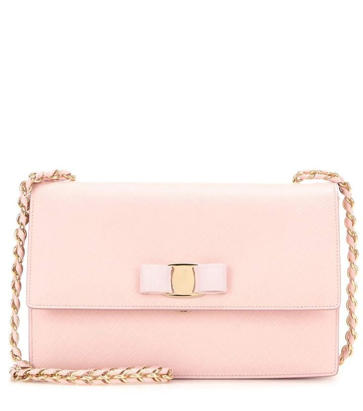 mytheresa.com - Ginny leather shoulder bag - Luxury Fashion for Women /  Designer clothing