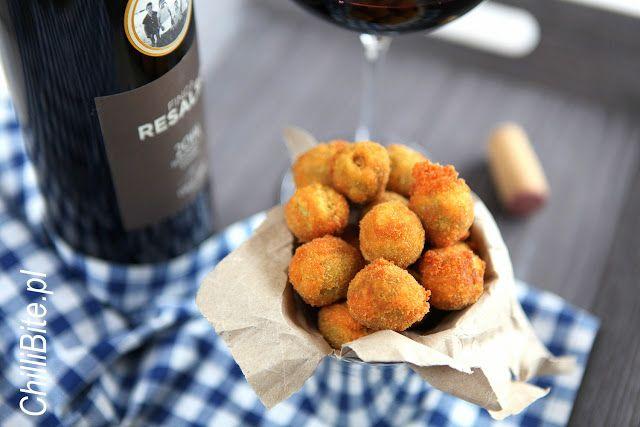 ChilliBite.pl - motywuje do gotowania!: Smażone oliwki do wina