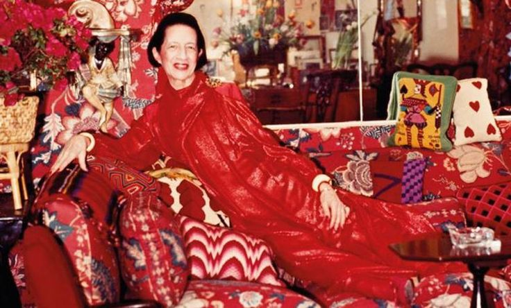 WATCH - Diana Vreeland: The Eye Has To Travel - Two Thousand