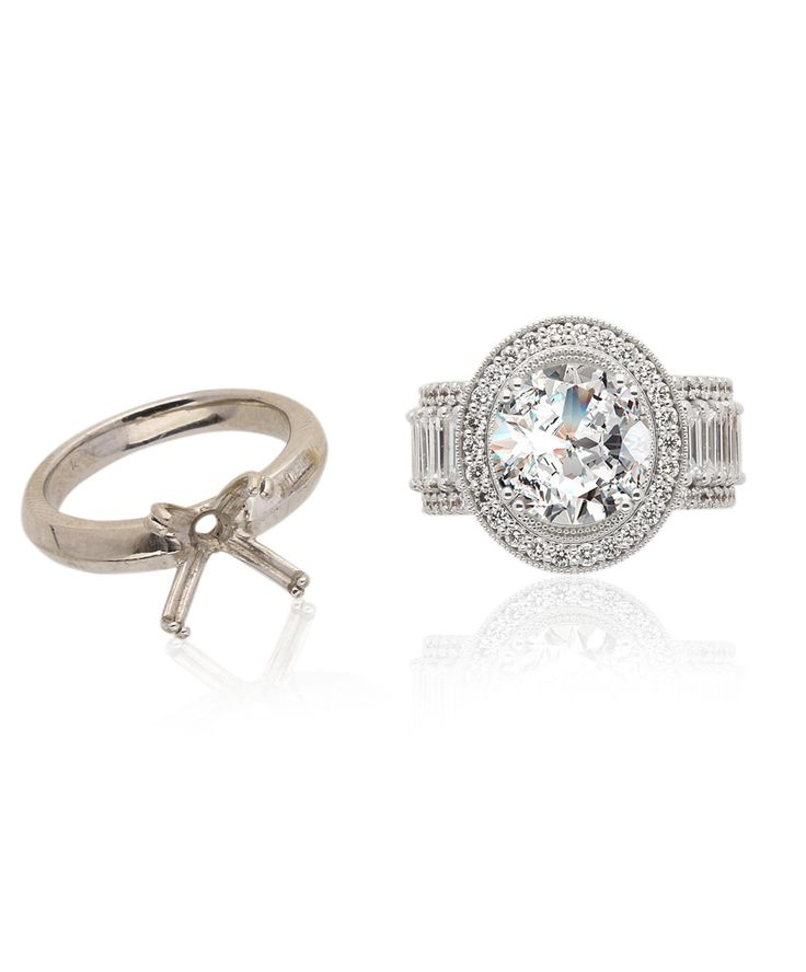 Claire Engagement Ring – Jenna Clifford