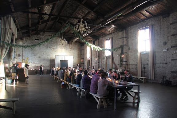 Kinfolk Brooklyn dinner / photo by Lily Stockman of big BANG studio
