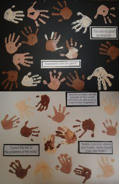 5 Hanks: How the preschoolers honor Dr. Martin Luther King, Jr.