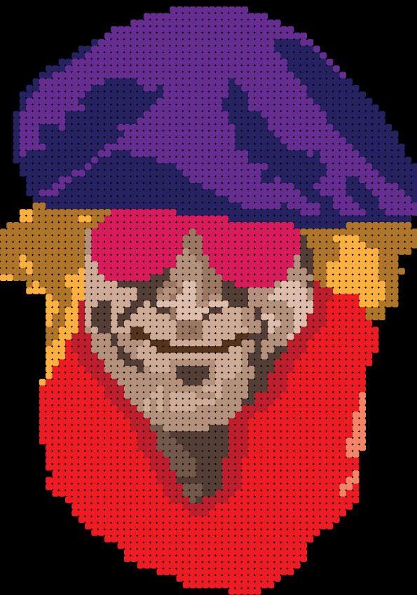 lennon in pixels