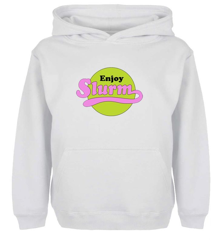 Unisex Fashion Futurama Enjoy Slurm  Design Hoodie Men's Boy's Women's Girl's winter jacket Sweatshirt For Birthday Parties //Price: $39.90 & FREE Shipping //     #hashtag4