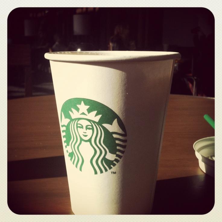 Starbucks :-) long time since last time