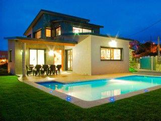 Moradia de luxo com piscina privada na praia Aluguer de férias em Cangas da @homeawaypt