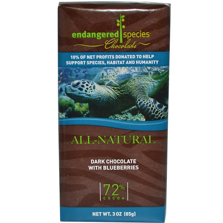 Just ordered this from iherb - can't wait to try it!  Dark Chocolate with Blueberries, 3 oz (85 g) - iHerb.com COUPON CODE VEF243