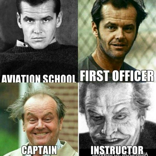 That about sums it up. Love the instructor one - yup, when you're giving IOE's