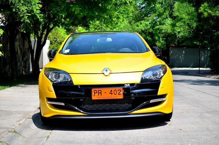 Renault Megane RS review: Estilo
