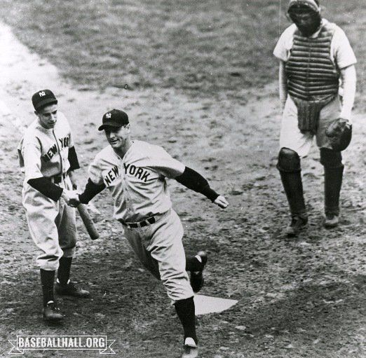 June 3, 1932: Lou Gehrig ties MLB record by hitting 4 consecutive HR to carry the Yankees to a 20-13 win over the Athletics.