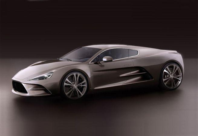 HBH Bulldog GT – Aston Martin V12 Vantage