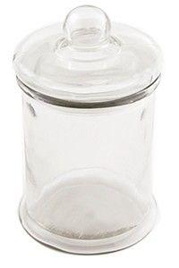 GLASS COOKIE JAR 4,35L