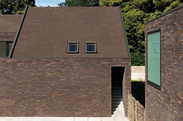 Groen Steenbrugge © Architecten Groep III