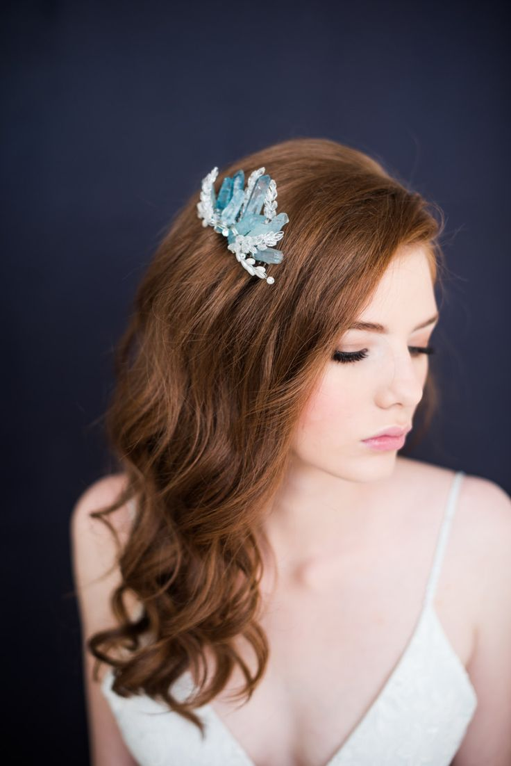 the 25+ best bridal hair down styles ideas on pinterest | wedding