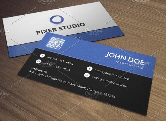 Creative Business Card 01 Business Cards Creative Business Card Template Design Elegant Business Cards