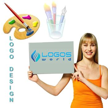 You can create your business logo with the easy addition of your company name and slogan that can be good for its brand value through the Logos World free logo maker editor.