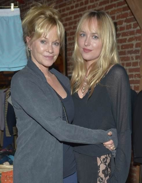 Melanie Griffith Chimes In On Daughter Dakota Johnson's Fifty Shades Of Grey Casting: 'Look Out World!'