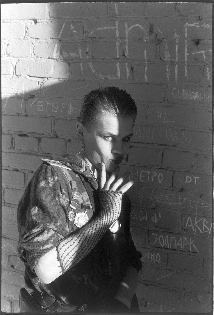Fotos incríveis da cena punk dos anos 80 na Rússia   VICE   Brasil