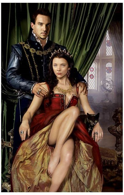A great poster of Henry VIII (Jonathan Rhys Meyers) and Anne Boleyn (Natalie Dormer) from the TV show The Tudors. Ships fast. 11x17 inches.