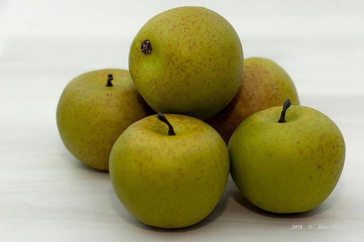Яблоко муляж набор.