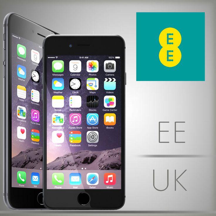Unlock EE iPhone 6 5s 5c 5 4s 4 UK #unlockiphone #unlockeeiphone #eeuk