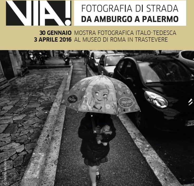 Via! - Fotografia di strada da Amburgo a Palermo