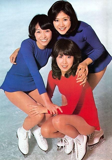 スケートリンクのキャンディーズ Facebookページ