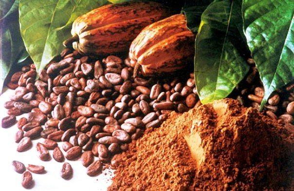 МАСКА. Какао – 1 ст л, Светлый мёд – 1 ст л, Тростниковый сахар – 2 ст л. Какао смешать с мёдом, ввести сахар до полного растворения. На чистую кожу лица нанесите круговыми движениями, слегка втирая. По истечении 10 мин остатки можно смыть. Используют как мягкое очищающее средство не чаще 1 раза в неделю.