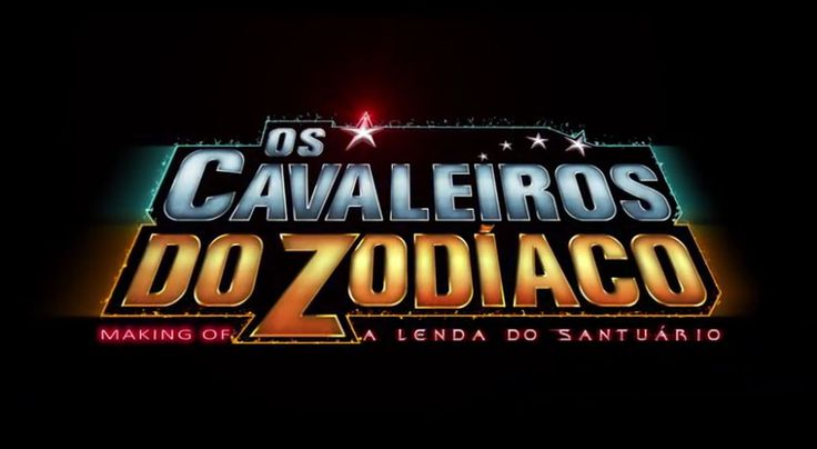 """Os Cavaleiros do Zodíaco - A Lenda do Santuário"" 