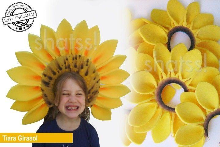 Sombreros Personalizados De Goma Espuma Pelucas Y Gorros A Medida Especiales Para Eventos Trabajamos Disfraz De Girasol Traje De Flores Sombreros De Carnaval