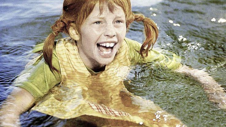 #PippiLangkous #IngerNilsson | In Taka-Tuka land