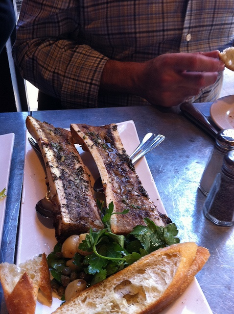 Bone marrow, this might be my favorite food in the whole world.