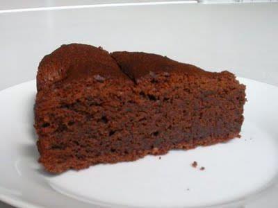 Mincir avec thermomix - Spécial régime DUKAN : Gâteau au chocolat - DUKAN
