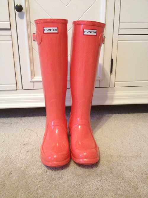 558 best Hunter Rain Boots Fashion images on Pinterest