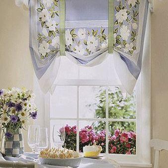 cortinas cocinas: