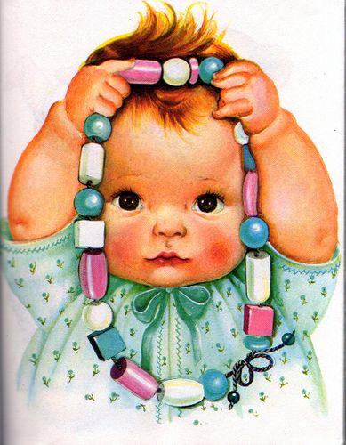 Baby's Christmas, a Little Golden Book, 1959