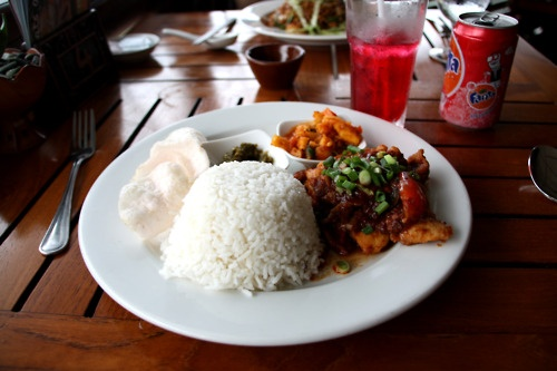 Indonesian Food #food #indonesian #photo #great #fanta #rice #spicy