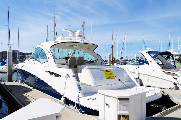 see more of our 2008 Sea Ray 48 Sundancer with Sun Country Marine