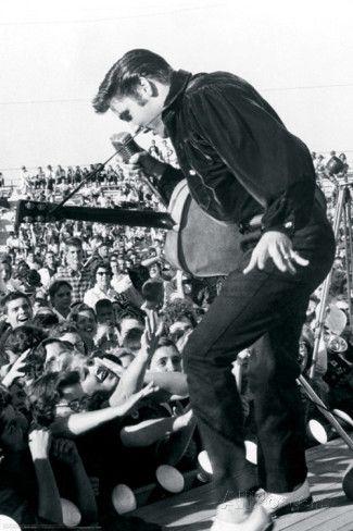 Elvis Presley - Tupelo Pôsters na AllPosters.com.br