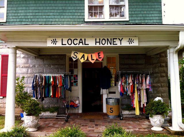 Clothing stores nashville