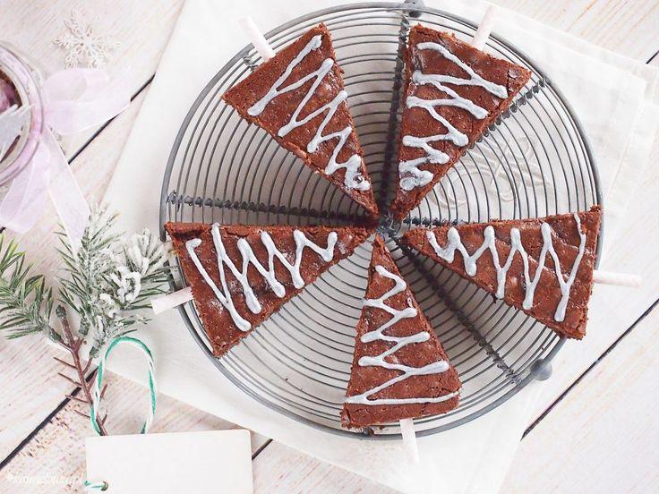 Świąteczne brownie / Christmas brownie