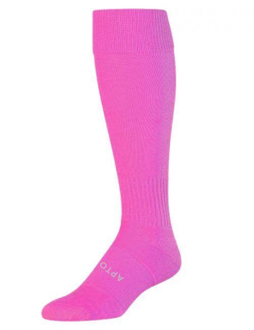 coverher_calf_socks_pink_punch