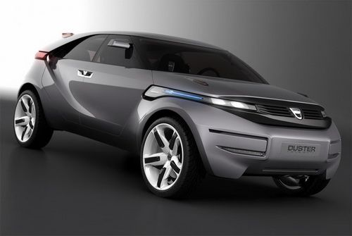 Dacia Duster Concept Car #dacia #duster