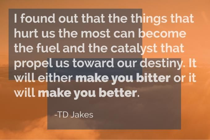 5 T.D. Jakes Quote That Remind Us to Never Give Up - TD Jakes