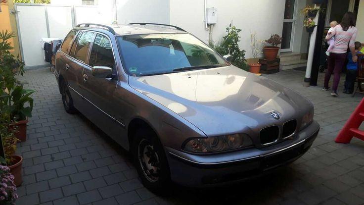BMW 520i Touring e39   Check more at https://0nlineshop.de/bmw-520i-touring-e39/