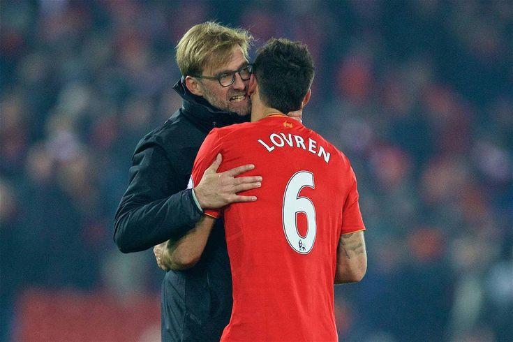 Jurgen Klopp vows to build Liverpool team around players like Dejan Lovren
