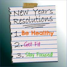 Image result for get healthy get fit new years resolution