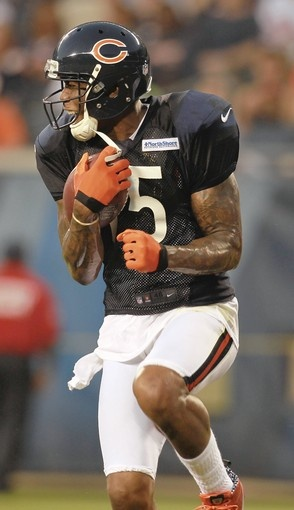 Brandon Marshall. Thank you for being one of the few dependable fantasy players for 2012.